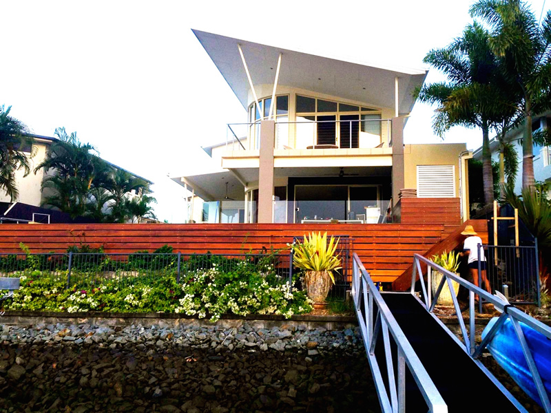 Timber decking builder Sunshine Coast