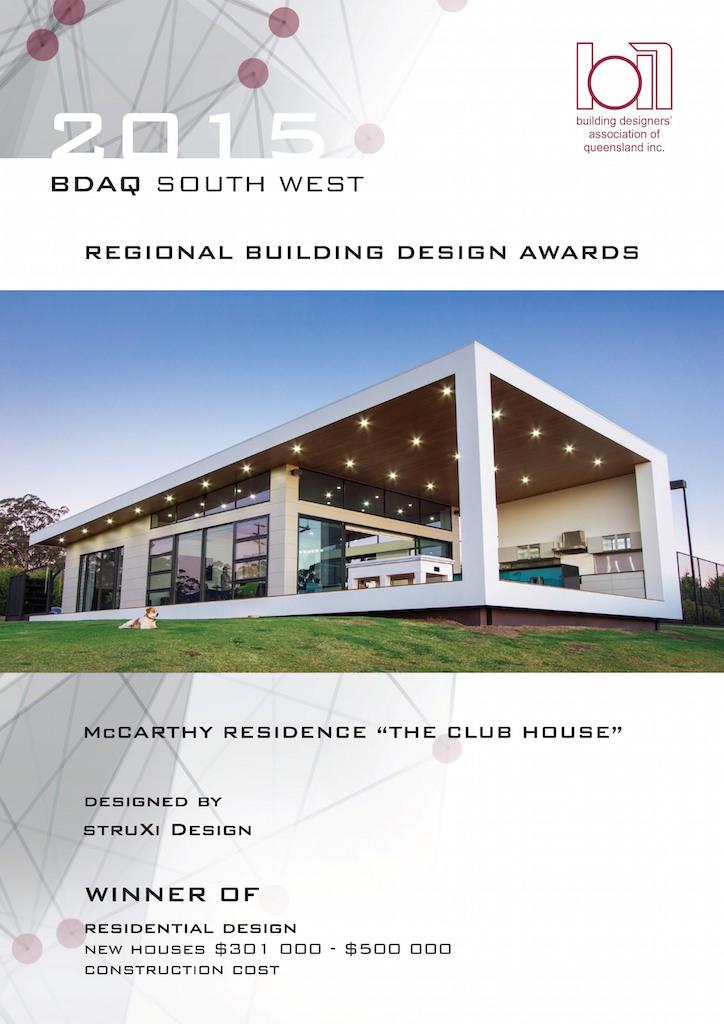 2015 Award winning builder