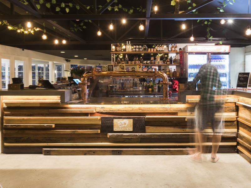 Chances bar & restaurant Refurbishment