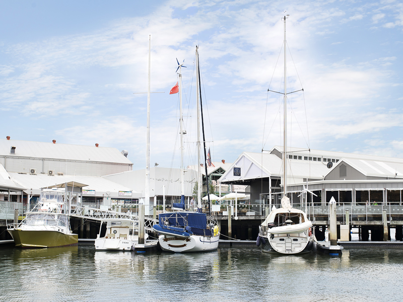 The Wharf Precinct Renovation Mooloolaba